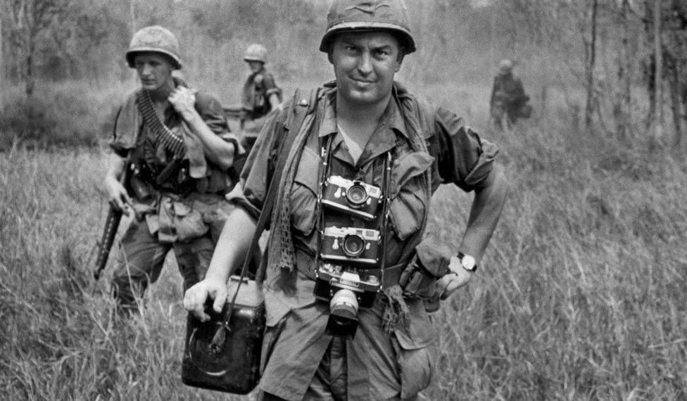 A Guerra do Vietnam: a imprensa na linha de frente