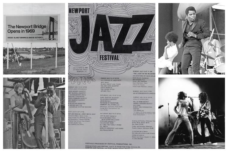 Hoje na história – 3 de julho de 1969: experiências no Newport Jazz Fest com música rock