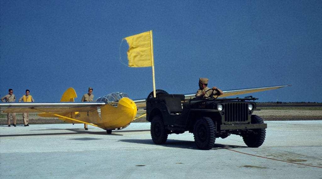 Programa de planadores da Segunda Guerra Mundial do Corpo de Fuzileiros Navais dos EUA