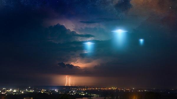 A Irlanda é um Hotspot de OVNIs, com a maioria das visitas alienígenas na Europa