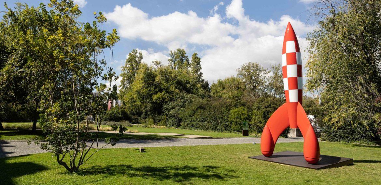 Gulbenkian acolhe exposição que revela Hergé para lá de Tintin