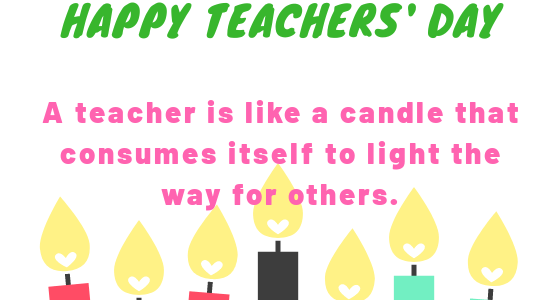 Teachers Day Quotes, Thoughts and Messages
