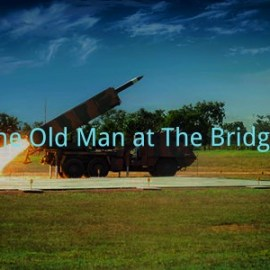 Old Man at The Bridge Questions Answers