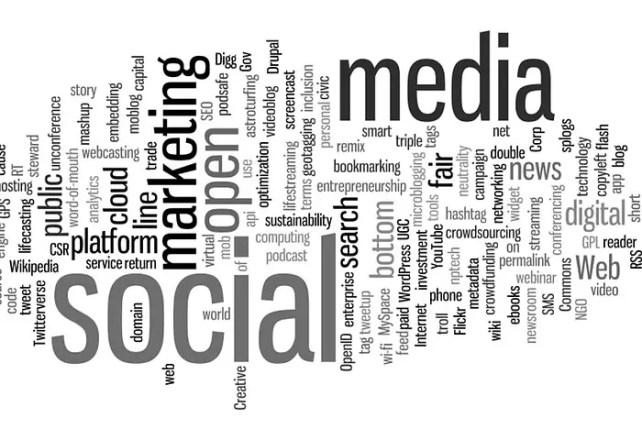 Social Media Advanced Vocabulary in English