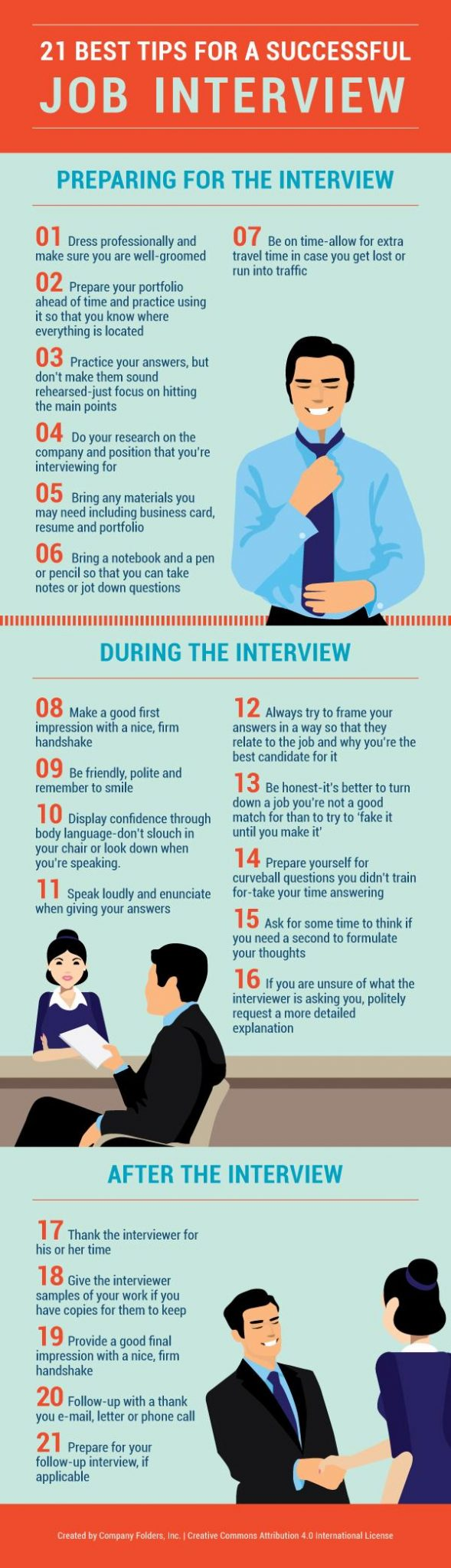How to Prepare For a Job Interview? 4