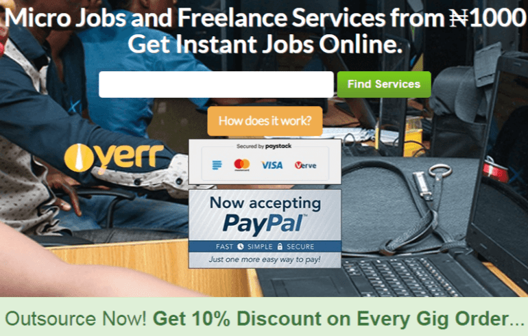Nigerian freelance websites to hire top talents
