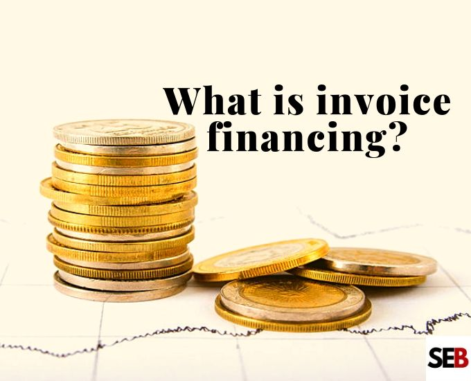 What is invoice financing - invoice factoring to improve cashflow for your small business
