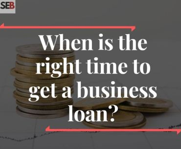 When is the best time to get a business loan
