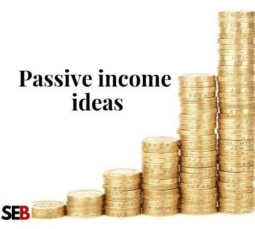 Passive income ideas to earn residual income