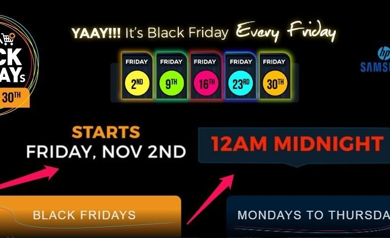 When is Jumia Black Friday 2019? +How to Prepare for the Biggest Sales Rush 2