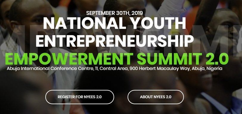 Federal government grants for entrepreneurs in Nigeria- NYEES
