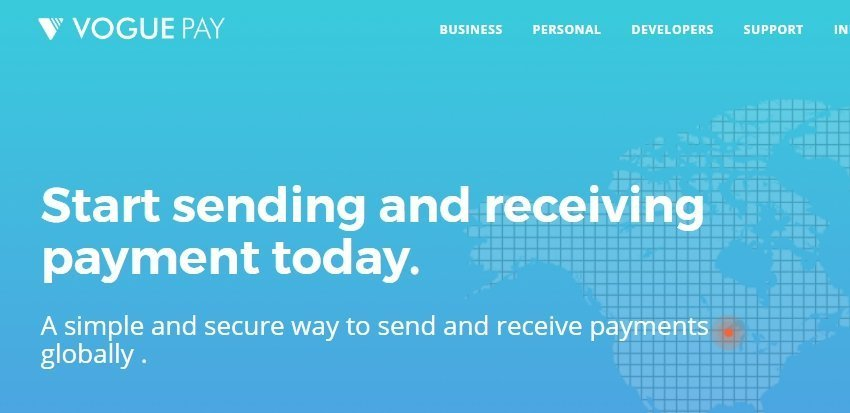 VoguePay - Online payment method in Nigeria - how to receive payment in Nigeria