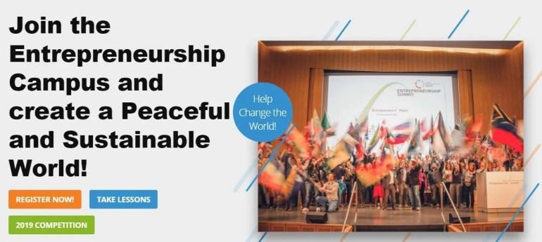 Youth citizen entrepreneurship award - grants for businesses in Nigeria