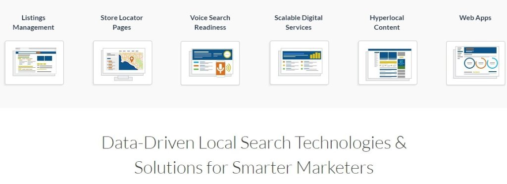 local seo tool for managing listings in 2020
