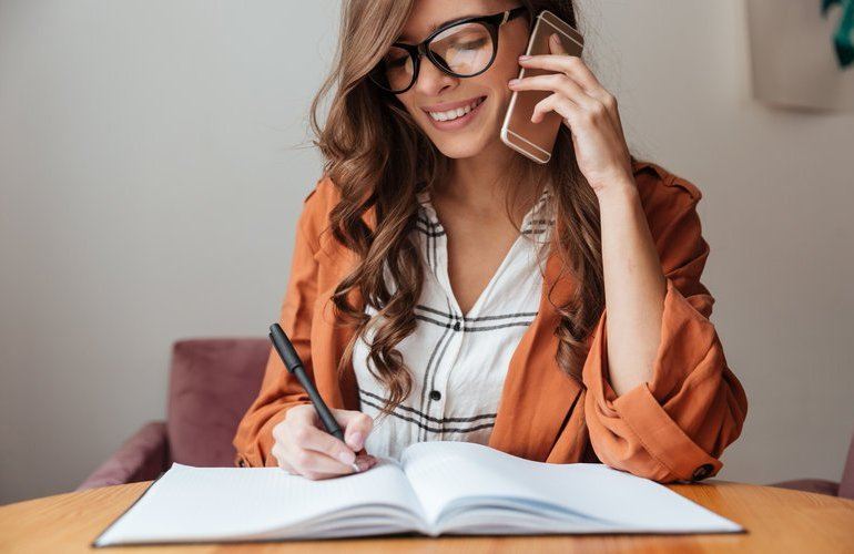 Tools for a one person marketing team using the phone