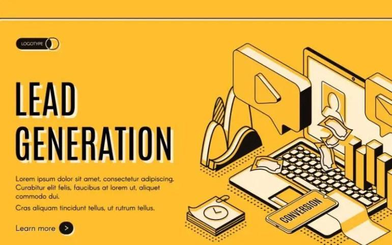 Lead generation using SEO