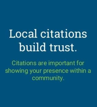 Local citations - seo tips for local search