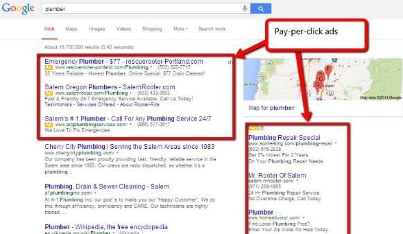 PPC - local seo tips for small businesses in Nigeria