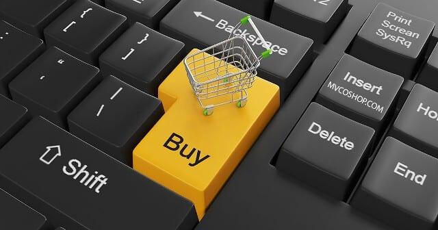 موقع للتجارة الإلكترونية