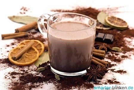 Wasser und Schokolade