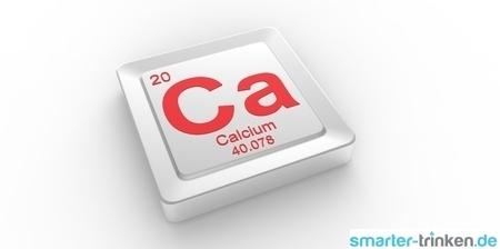 Mineralwasser: ein alternativer Calciumlieferant