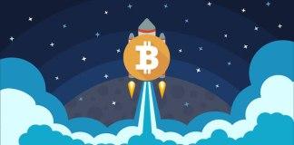 bitcoin price gain