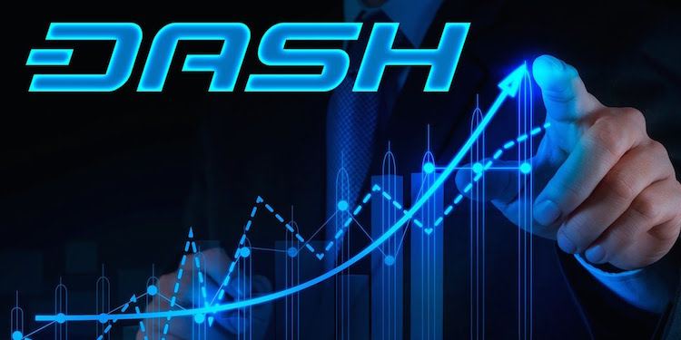 Image result for dash coin goes up