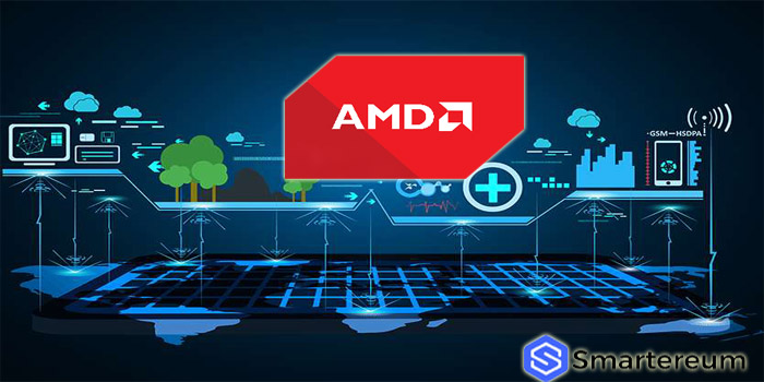 AMD CEO says that Blockchain though important but is a distraction short term