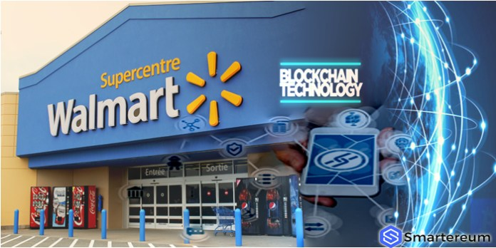 Blockchain Technology to Store Payment Information in Walmart