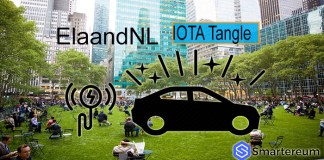 ElaandNL IOTA Electric Vehicle Charging Station unveiled in Netherlands