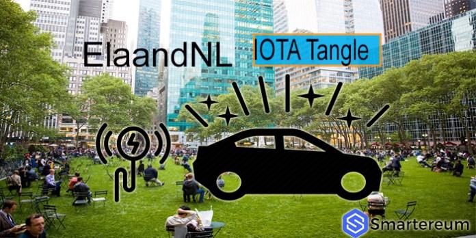 ElaandNL IOTA Electric Vehicle Charging Station unveiled in Netherlands