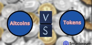 altcoin vs token