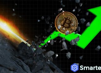 bitcoin price rocket