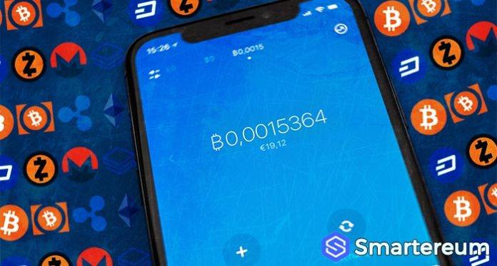 crypto wallet ios iphone