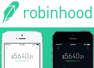 Robinhood crypto trading plafform