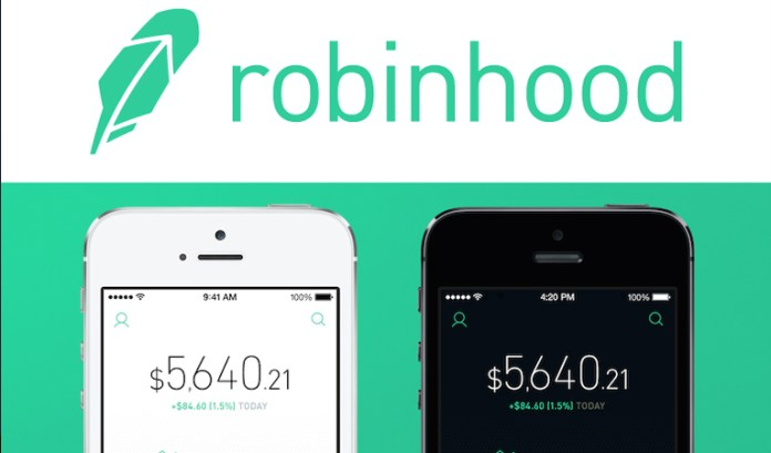 Robinhood crypto trading plafform free exchange United States funding