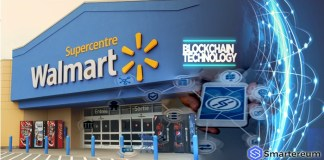 walmart blockchain technology patent 2018
