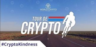 tour de crypto charity