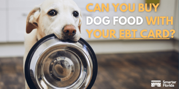 Can you buy dog food with your EBT Card?