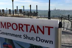 """Government Shutdown of December 2018"""