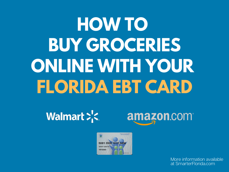 """Buy Groceries Online with Florida EBT Card for Delivery"""