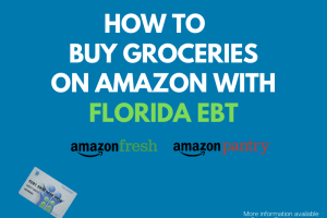 """How to Use Florida EBT Online at Amazon"""