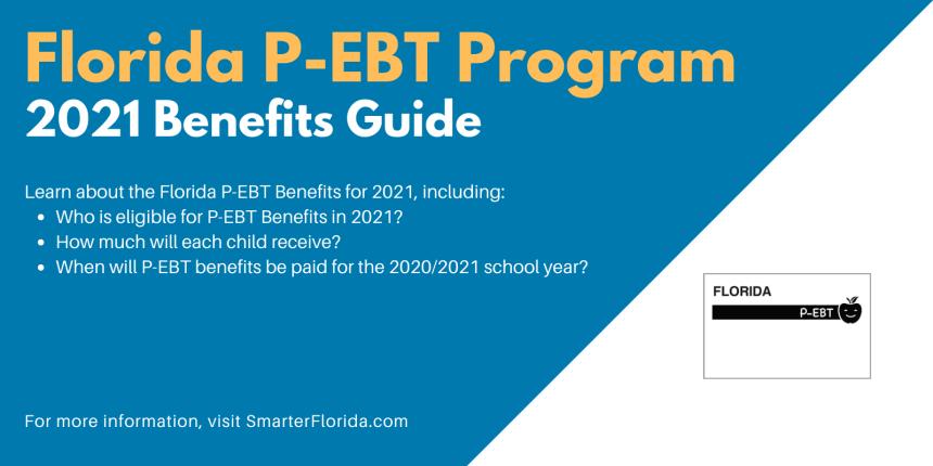 """""""Florida P-EBT For 2021"""""""