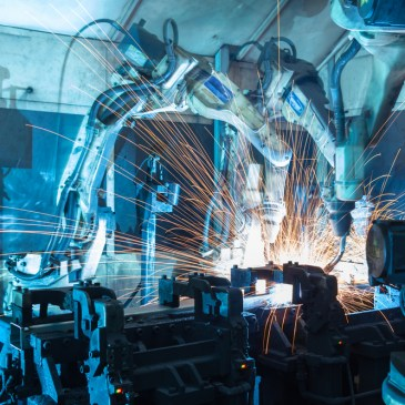 Three Distinct Types Of Manufacturing Processes