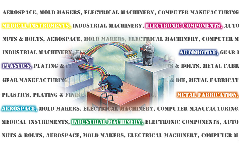 manufacturing software by manufacturing industry