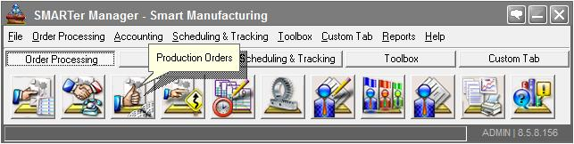 Production Order Management Software | Production Order Software