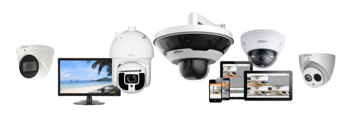 CCTV camera security detection system used for monitoring property in northampton, kettering, daventry, wellingborough, milton keynes