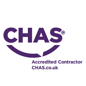 CHAS Accredited Contractor Health Safety - Smarter Security Solutions Ltd