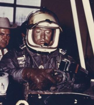 Felix Baumgartner's Supersonic Skydive Attempt
