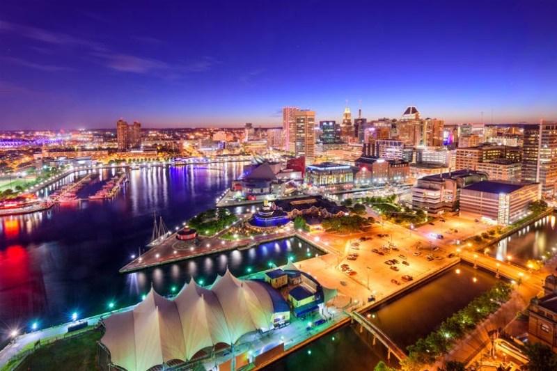 Maryland Baltimore GYFB3E